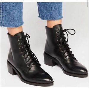 free people jeffrey campbell zephyr lace up boots